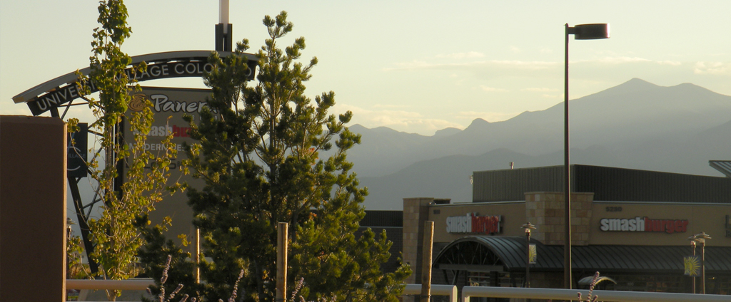 North Nevada Urban Renewal Steetscape